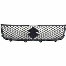 GRILLE fits SUZUKI GRAND VITARA 06 - 09 Closed Off Road Vehicle Black Brand New