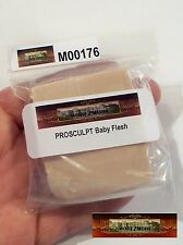 M00176 MOREZMORE Try Prosculpt 2 oz Sample BABY FLESH Doll Polymer Clay A60