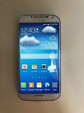Samsung Galaxy S4 SGH-M919 - 16 GB - White GSM unlocked (T-Mobile AT&T)