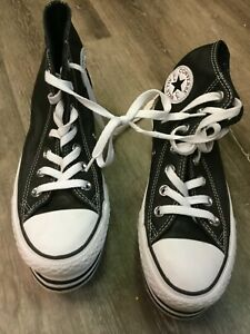Converse Chuck Taylor All Star Core High Top Ivory M 7.5 / W 9.5 Unisex 159484F