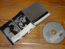 U2 - ELECTRICAL STORM / EU 2 TRACK PROMO-MAXI-CD 2002 (MINT-)