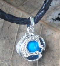 Without Stone Sterling Silver Handcrafted Necklaces & Pendants