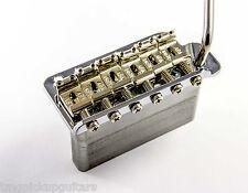 Abm Tremolo 5050 acero sillín, placa de acero, Steel bloque sustainblock de acero