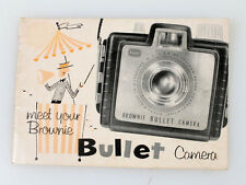 KODAK BROWNIE BULLET CAMERA MANUAL