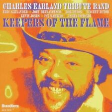 Keepers Of The Flame - Charles Tribute Band Earland (2002, CD NIEUW)