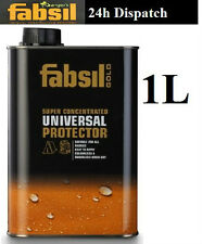 Fabsil Gold 1L Strength Clothing, tent On Fabric Waterproofing HIGH STRENGTH