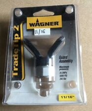 Wagner commercio TIP 2 Guardia ASSEMBLY 0556042 F thread Airless Vernice AG14 AG08 NUOVO