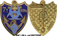 7° R.I.M.a, C.I, émail, guilloché,1 boléro gravé DRAGO PARIS, Drago 2086 (5651)