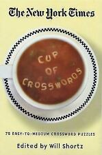 The New York Times Cup of Crosswords: 75 Easy-To-Medium Crossword Puzzles (Paper