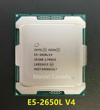 Intel Xeon E5-2650L V4 1.7GHz SR2N8 Fourteen 14-Core LGA 2011-3 CPU Processor