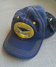 Brand Genuine Kids Boys NRL North Queensland Cowboys Team Supporters Cap QLD