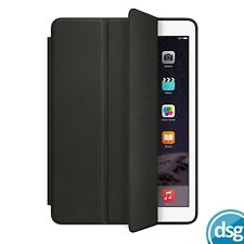 Genuine Apple Leather Smart Cover Case for iPad Air 2 (Black) MGTV2ZM/A