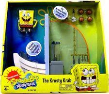 Spongebob Squarepants The Krusty Krab Playset