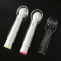 4PCS Portable Travel Toothbrush Head Cover Case Cap Hike Camping Brush Cleane KK