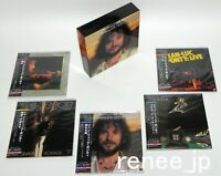 JEAN-LUC PONTY / JAPAN Mini LP CD x 5 titles + PROMO BOX Set!!