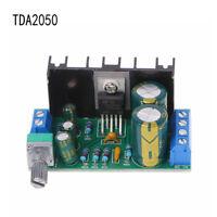 TDA2050 Mono Audio Endstufe Board Modul DC 12-24 V 5 Watt-120 Watt 1-kanal