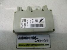 8368205 CENTRALINA ANTENNA RADIO BMW SERIE 7 E65 3.0 D AUT 170KW (2005) RICAMBIO