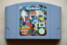 N64 - Micro Machines 64 Turbo für Ninteno 64