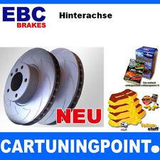 EBC B16 Bremsen Kit HA Beläge Scheiben für BMW 3 E46 DP41118R BSD1003