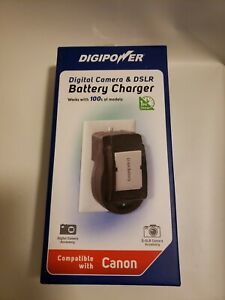QC-500CN DigiPower Digital Camera & DSLR Battery Charger Item Charge Battery