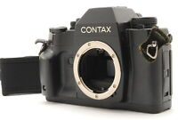 """""""EXC+++++""""  CONTAX RX 35mm SLR FILM Camera Black body only From Japan"""
