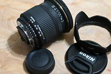 NIKON MOUNT Sigma EX DG 24-60mm f/2.8 DG Lens