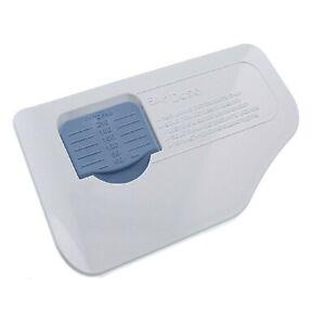 Hotpoint AQUALTIS Washing Machine Soap Detergent Dispenser Drawer  Front Handle