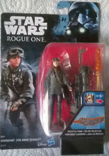STAR WARS - Rogue One - Sergeant Jyn Erso (Eadu) - HASBRO 2016 - NEUF - NEW
