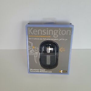 Kensington MicroSaver Keyed Retractable Notebook Lock Safe K64538US