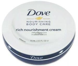 Dove Intensive Nourishing Care Cream 75 ML