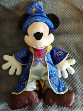 More details for disney land paris 20th anniversary prestige edition mickey mouse soft toy