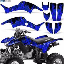 Graphic Kit Honda TRX 400ex ATV Quad Decal Sticker Wrap TRX400 EX 99-07 ICE BLUE