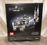 LEGO Star Wars Bespin Duel 40th Celebration Exclusive 75294 Ships Global