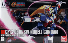 Bandai G-Gundam 1/144 HGFC #119 GF13-05ONSW Nobell Gundam Model Kit IN Stock USA