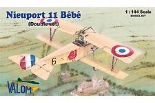 VALOM 14413 1/144 Nieuport 11 BéBé Double Set