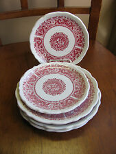 "LOT SYRACUSE CHINA STRAWBERRY HILL 5.5"" & 6.5"" plate Dessert Winthrop Restaurant"