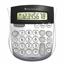 Texas Instruments TI-1795 SV Simple Desktop Calculator