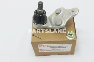 TOYOTA GENUINE CAMRY AVALON FRONT LOWER BALL JOINT RH OEM 4333009810
