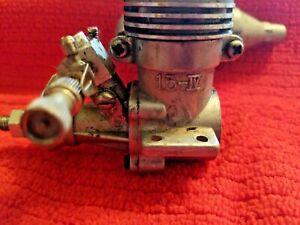 USED Enya 15-IV RC Engine.