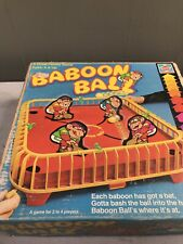 BABOON BALL by HASBRO 1981,good Shape
