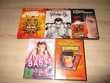 Michael Mittermeier  9 DVD- Sammlung  Safari  Achtung Baby  Zapped Paranoid