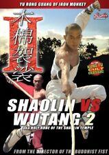 Shaolin vs Wu Tang 2 -Hong Kong RARE Kung Fu Martial Arts Action movie - NEW