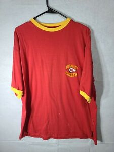 Vintage Vtg 1994 Kansas City Chiefs T Shirt Size XL