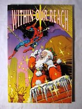 Within Our Reach  (1991, Star*Reach)  First Print NM