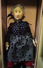 Steiff - Peasant Lady Felt Doll - Replica 1912 - Limited Edition - #9110/43