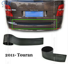 PARAURTI POSTERIORE PROTECTOR Trim COVER fit for VW 2011 2012 2013 2014 VW TOURAN GOMMA