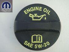 CHRYSLER DODGE JEEP ENGINE 2.0 L 2.4 L 3.3 L 3.8 L OIL FILLER CAP LITER