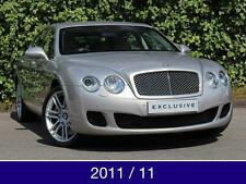 2011 '11 Bentley Flying Spur 6.0 W12 4dr