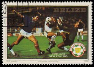 BELIZE B2 (SG722) - ESPANA '82 World Cup Football Championships (pa55030)
