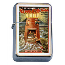 Vintage Poster D138 Windproof Dual Flame Torch Happy Hooligan Always Was a Jonah